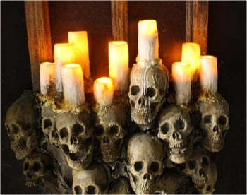 Image Result For Skulls Candles